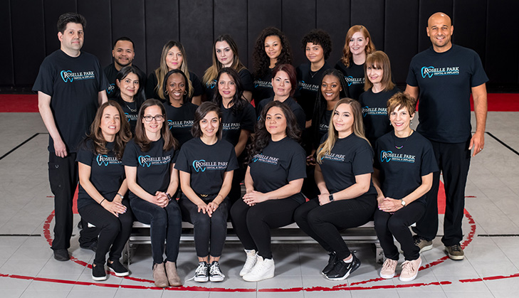 Roselle Park Dental & Implants Team